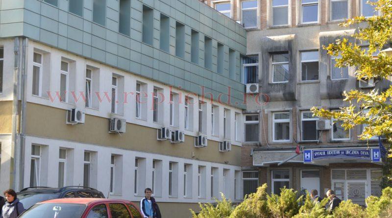 Spitalul Județean de Urgență din Deva angajează!