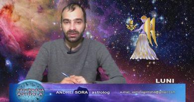 Săptămâna astrală – 19 – 25 noiembrie 2018