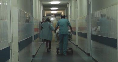 Spitalul din Petroșani se extinde în ritm de melc