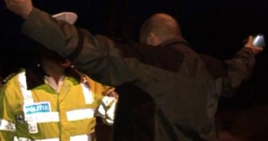 Patru șoferi prinși în stare de ebrietate la volan. Trei dintre ei aveau o alcoolemie de peste 1,00 mg/l