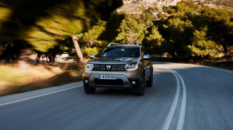 Dacia a înregistrat o creştere de 7% a autovehiculelor vândute anul trecut