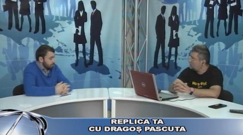 Replica ta cu Dragoș Pascuta – 22 februarie 2019