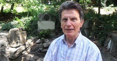 """Rusalin Işfănoni, """"Lin"""" al pădurenilor, la 75 de ani"""