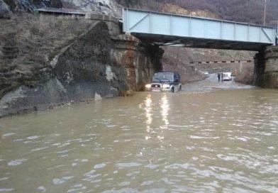 26 de localităţi din Bistriţa-Năsăud, Maramureş, Mureş şi Timiş, afectate de inundaţii în ultimele 24 de ore