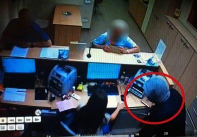 Italian bănuit de comiterea unei tentative de tâlhărie în bancă