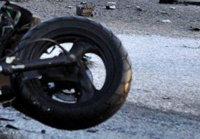 Accident grav între Orăștie și Simeria, după ce conducătorul unui moped a pătruns pe contrasens