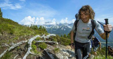 Toma Coconea conduce plutonul de la Red Bull X Alps