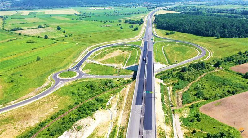 Lotul 3 al autostrăzii Lugoj – Deva aproape de finalizare