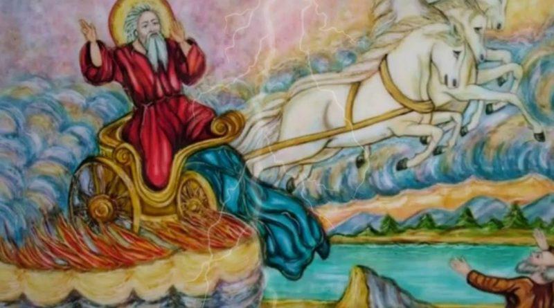 Creştinii ortodocși îl sărbătoresc sâmbătă pe Sfântul Ilie, considerat cel care aduce ploaia pe pământ