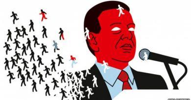 Otrava roșie: Demnități fără demnitate