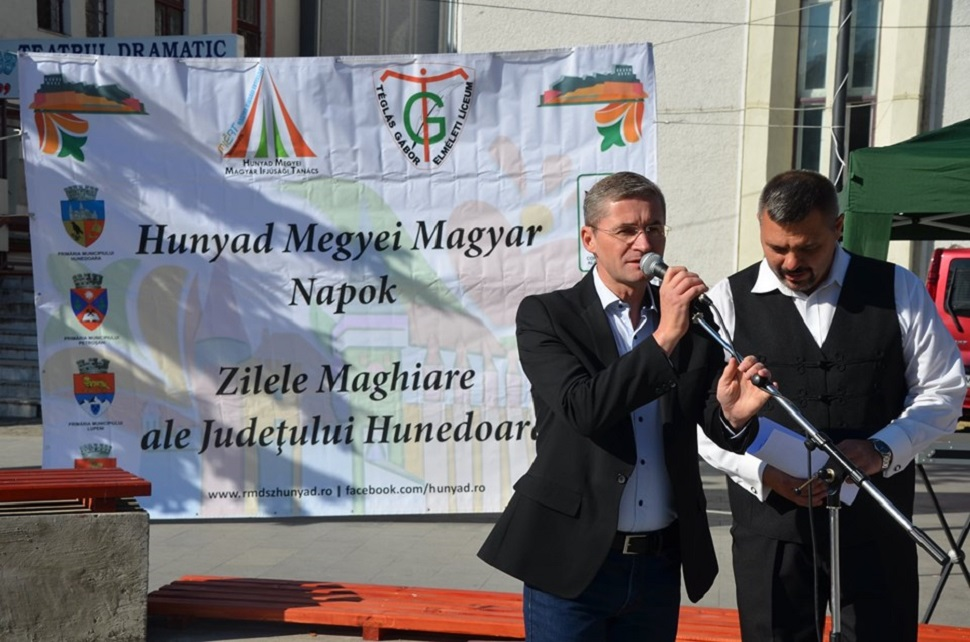 Festin culinar la Zilele Culturale Maghiare (FOTO)