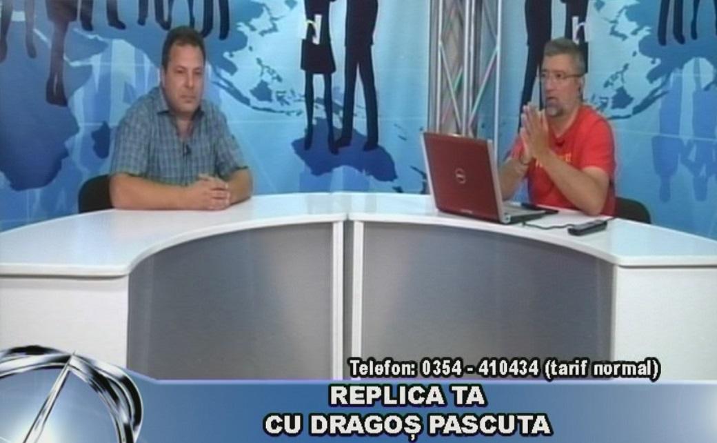 REPLICA TA CU DRAGOȘ PASCUTA – 20 septembrie 2019
