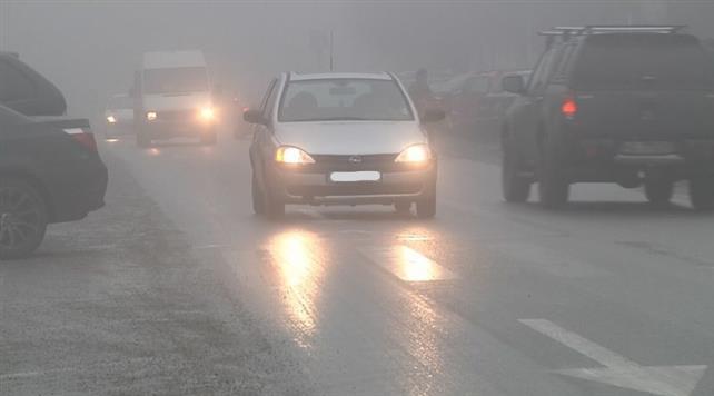 Avertizare INFOTRAFIC: Ceață densă pe A1 Sibiu – Deva și pe autostrada A2
