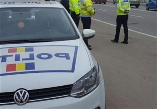 Nereguli pe drumurile publice depistate de polițiștii hunedoreni