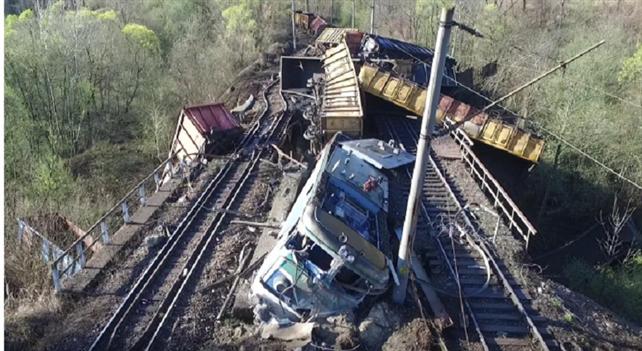 Cea mai periculoasă rută de cale ferată va fi reabilitată