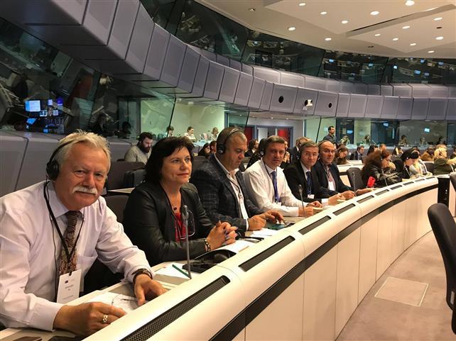 O nouă declarație europeană pentru Valea Jiului