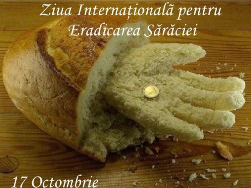17 Octombrie – Ziua internaţională pentru eradicarea sărăciei