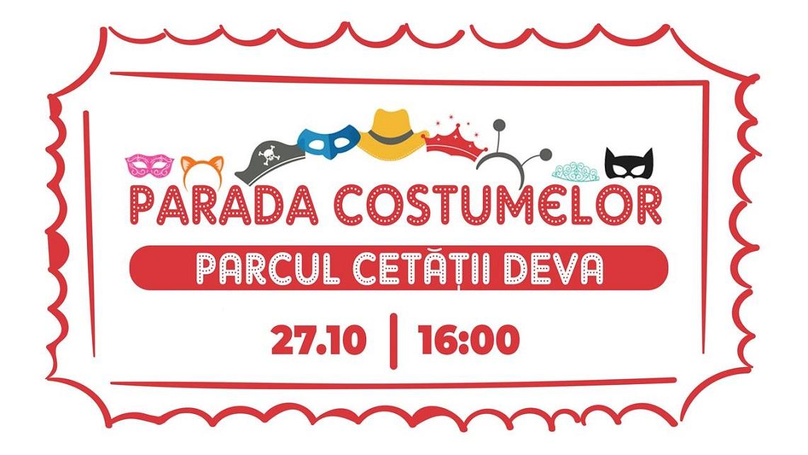 """PARADA COSTUMELOR"" ORGANIZATĂ DE ASOCIAȚIA D.E.V.A"