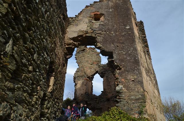 Zidurile Cetății Colț au fost asaltate și cucerite (GALERIE FOTO)