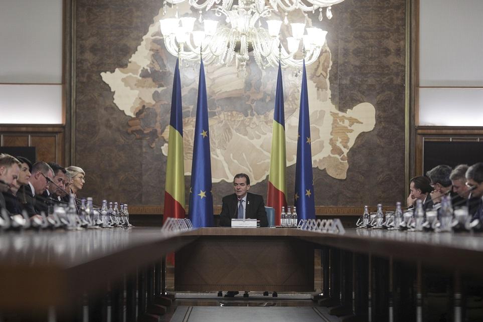 Guvernul Orban a rezolvat cu celeritate problemele minerilor