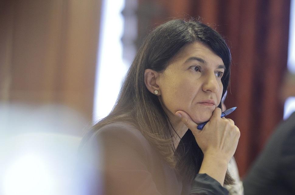 Violeta Alexandru a anunţat că solicitările pentru obţinerea şomajului tehnic pot fi depuse începând din 1 aprilie
