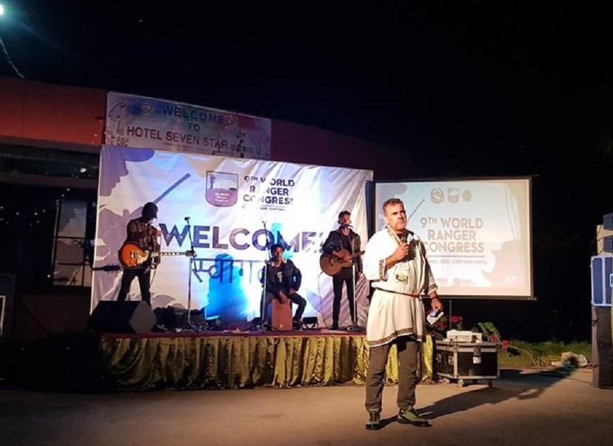 Hunedoreni, prezenți în Nepal la congresul rangerilor