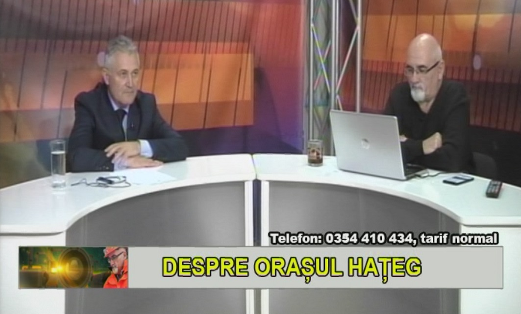 DESPRE ORAȘUL HAȚEG