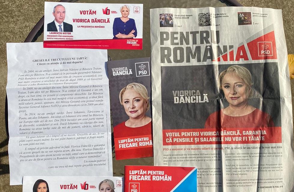 Sesizarea PNL împotriva PSD, admisă de Biroul Electoral Județean Hunedoara