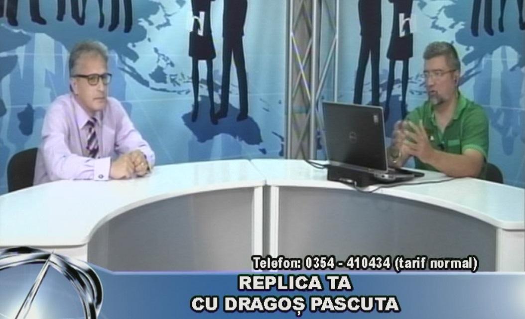 REPLICA TA CU DRAGOȘ PASCUTA – 15 noiembrie 2019