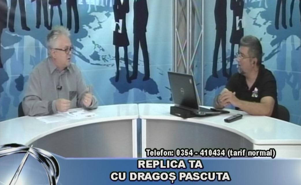 REPLICA TA CU DRAGOȘ PASCUTA – 13 noiembrie 2019