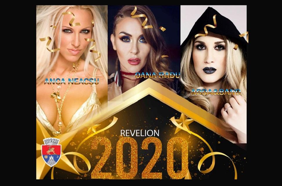 REVELION ÎN STRADĂ, LA DEVA. 2020 vine cu concerte, distracţie şi spectacol de artificii!