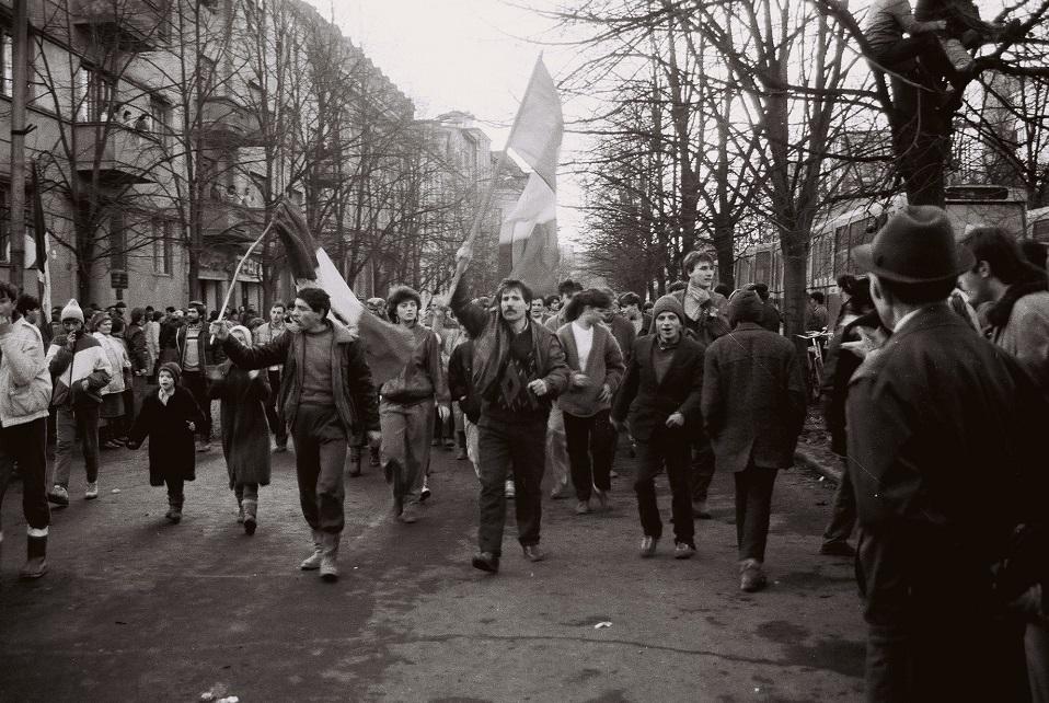 Timișoara, DECEMBRIE 1989. Martor ocular la moartea unei dictaturi