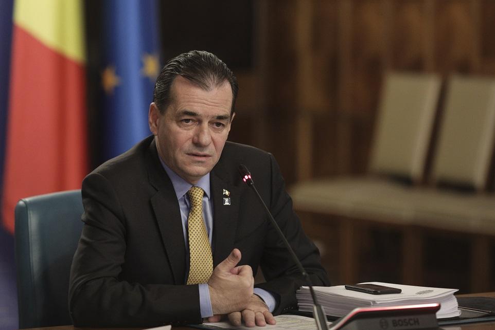 Ludovic Orban, de Ziua Constituţiei: Trebuie luată în calcul reexaminarea sistemului constituţional şi legislativ