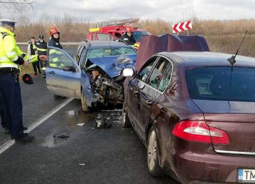 România se află în topul european la numărul de persoane decedate în accidente