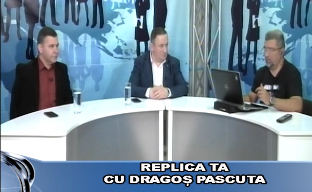 REPLICA TA CU DRAGOȘ PASCUTA – 13 decembrie 2019