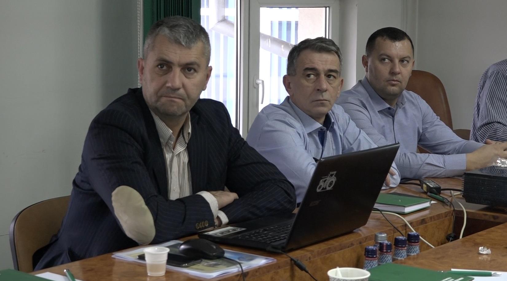 AGRICULTURA  HUNEDOREANĂ, LA BILANȚ