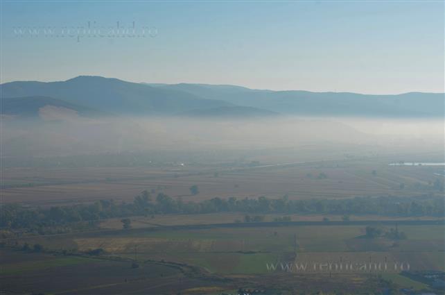 Avertizare de ceață densă pe Autostrăzile A1 și A2