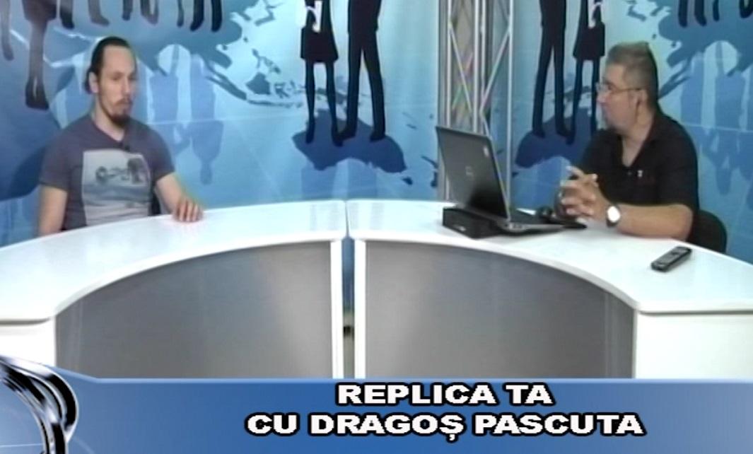 REPLICA TA CU DRAGOȘ PASCUTA – 06 decembrie 2019