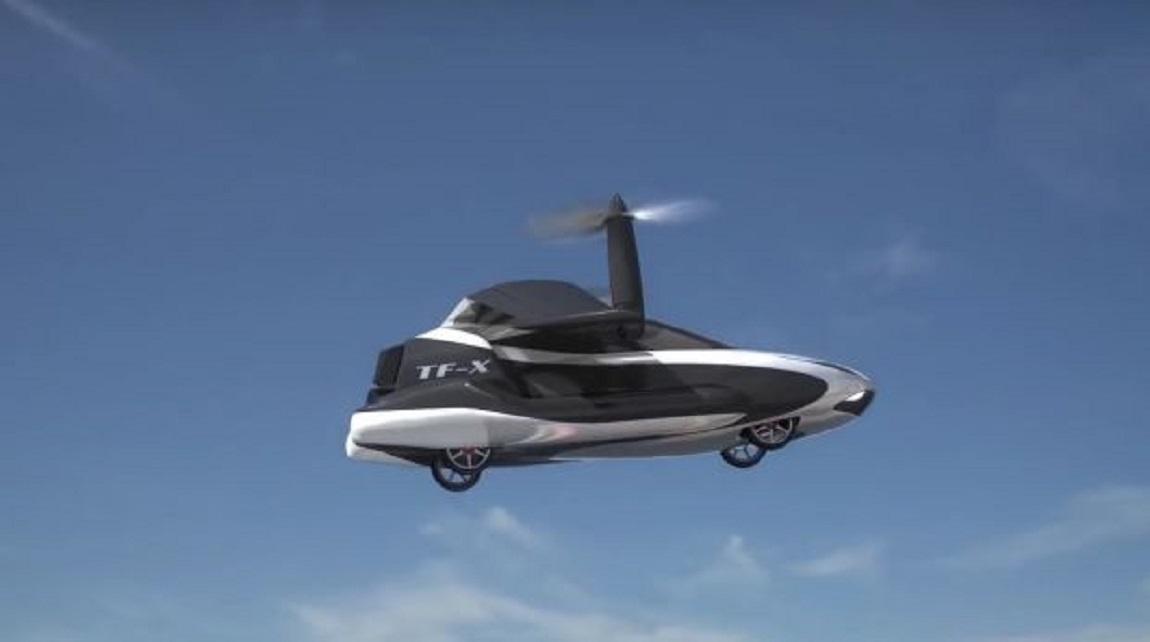 Maşinile zburătoare ar putea atrage în 2020 milioane de dolari din partea investitorilor