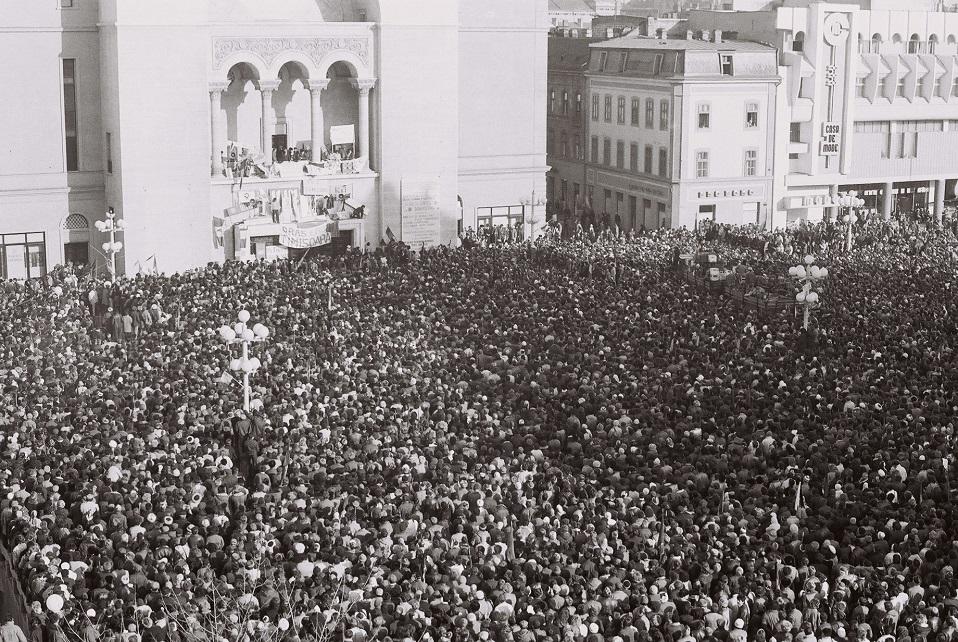 Revoluţie 30 de ani – Timişorenii vor reface Marşul Libertăţii, pe acelaşi traseu ca în 1989