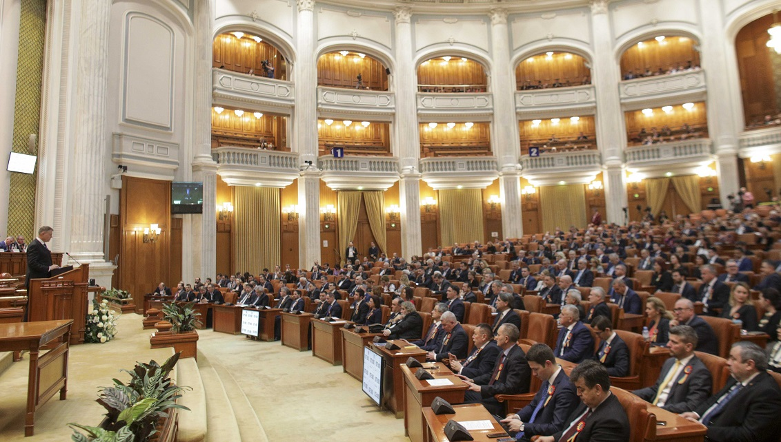 Sesiune extraordinară a Parlamentului, în perioada 27 – 29 ianuarie