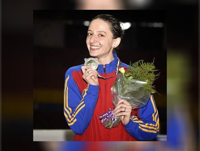 Medalie de aur la Grand Prix-ul de spadă de la Doha