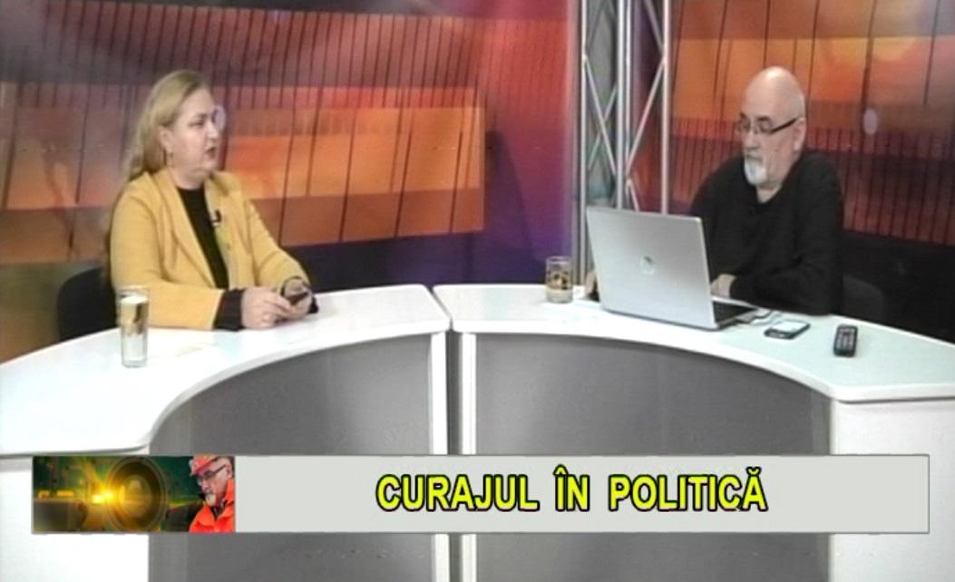 CURAJUL ÎN POLITICĂ