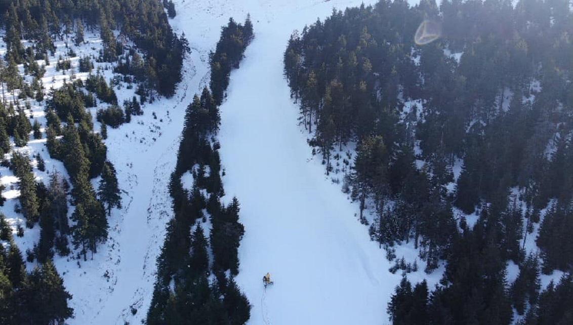 O nouă pârtie de schi deschisă în Straja
