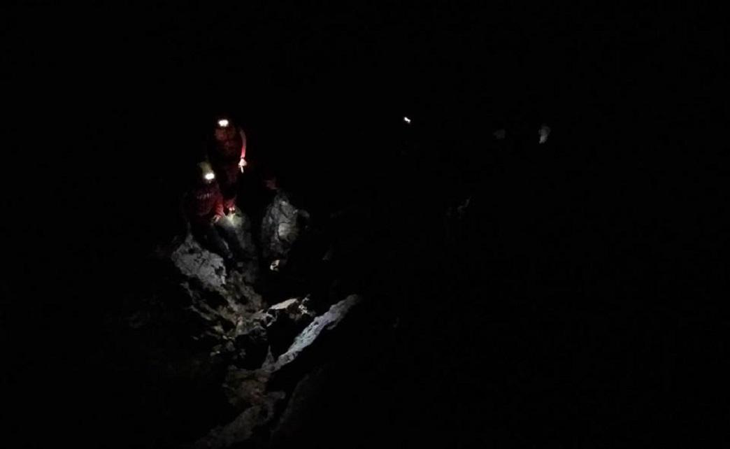 Acțiune a salvamontiștilor hunedoreni pentru salvarea unui turist american