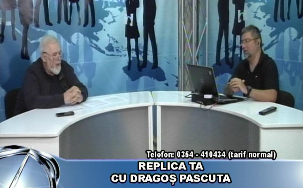 REPLICA TA CU DRAGOȘ PASCUTA – 29 ianuarie 2020