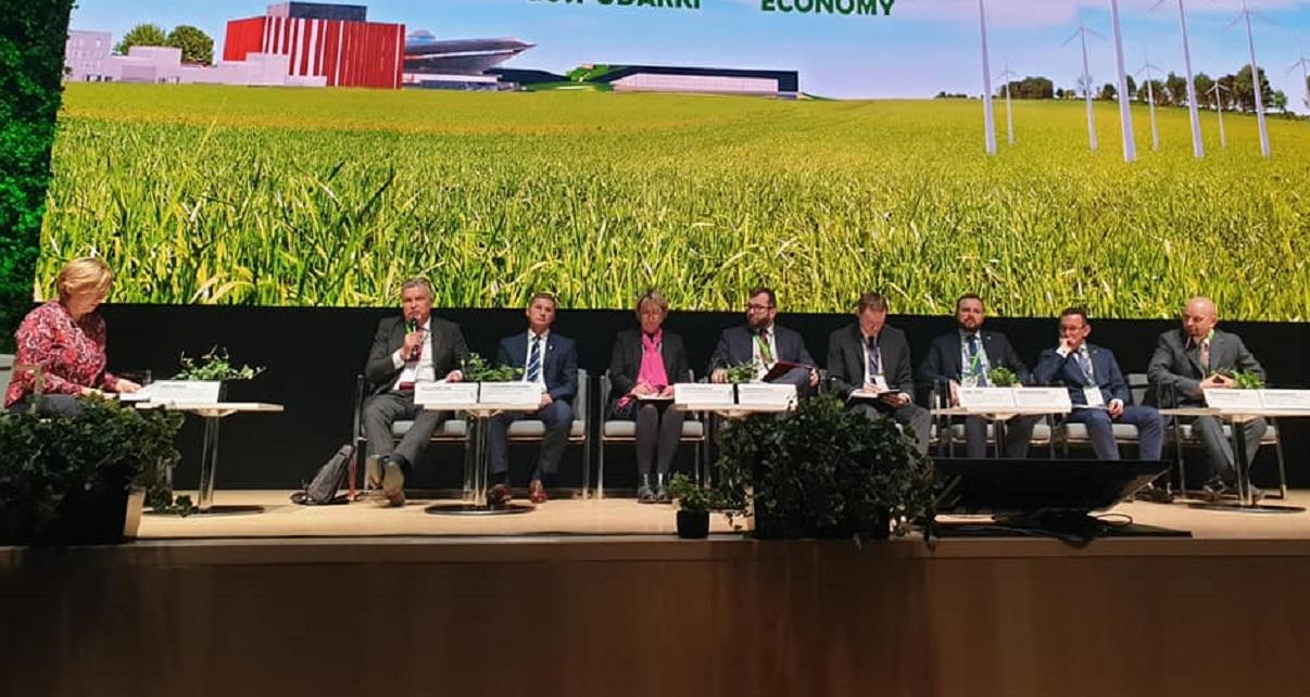 Tiberiu Iacob Ridzi, prezent la un congres internațional pe tema tranziției juste a zonelor carbonifere