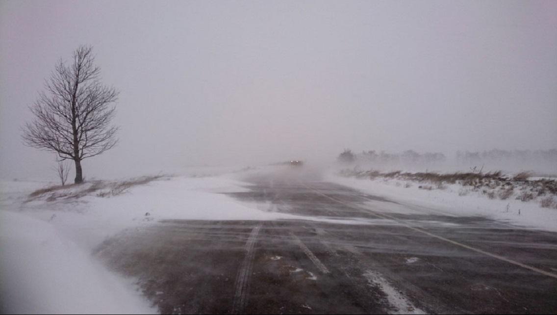 Hunedoara: Cod galben de intensificări ale vântului şi ninsori