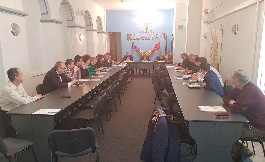 Comunicat de presă | Instituția Prefectului județului Hunedoara