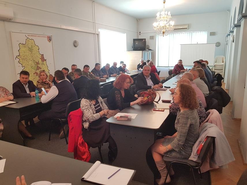 Plan de măsuri pentru gestionarea infecțiilor cu CORONAVIRUS Covid-19 pe teritoriul județului Hunedoara